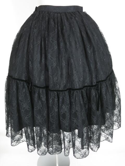 Angelic Pretty Romantic Lacy Dollスカート