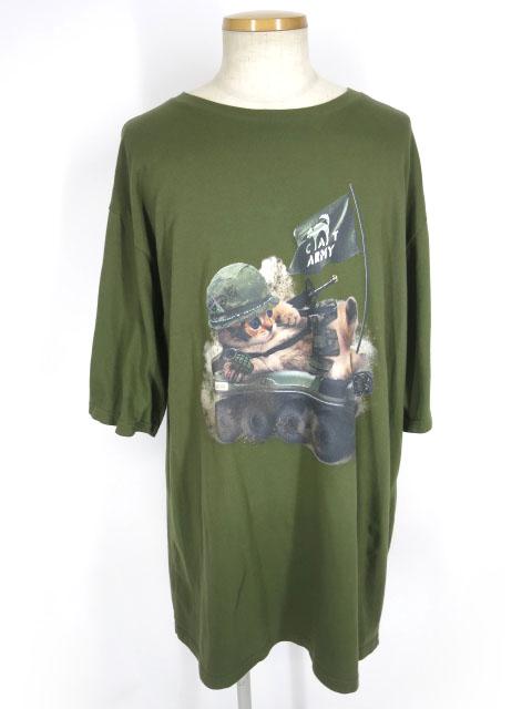 MILKBOY CAT TANK Tシャツ