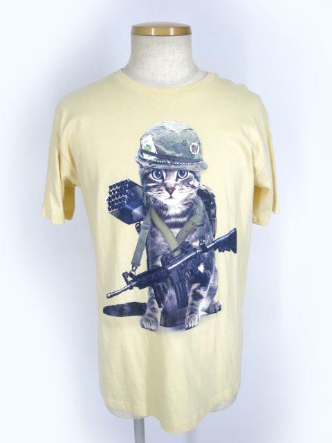 MILKBOY CAT ARMY Tシャツ