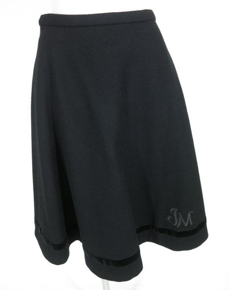 Jane Marple ウールスカート