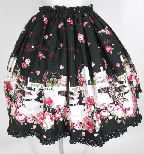 Metamorphose Blooming Gardenスカート