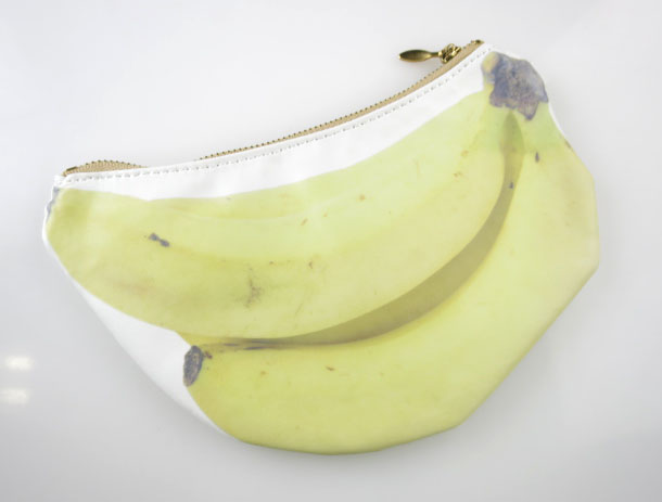 Q-pot. バナナポーチ