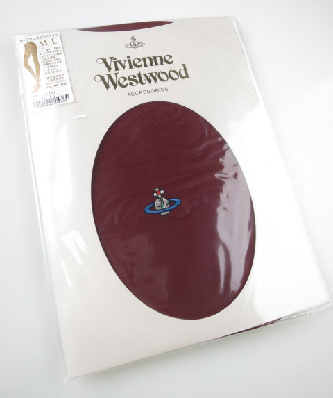 Vivienne Westwood オーブワンポイント タイツ