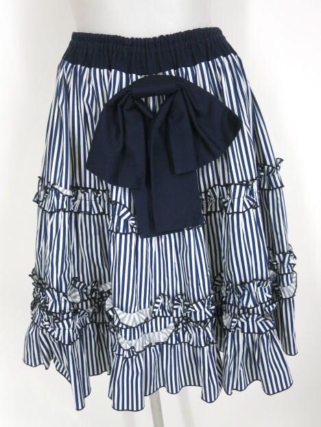 Princess Doll ストライプスカート