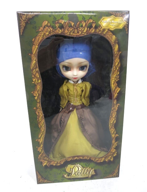 Pullip Girl with a Pearl Earring(真珠の耳飾りの少女)P-093