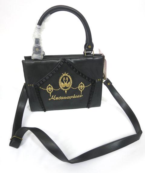 Metamorphose カメオ刺繍BAG