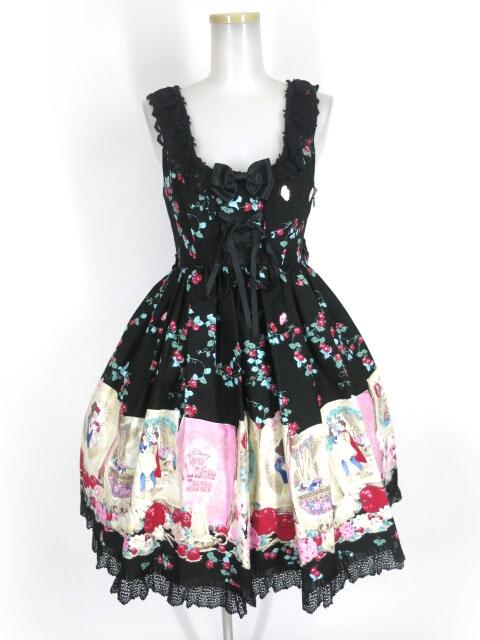BABY, THE STARS SHINE BRIGHT×D... Snow White コルセットジャンパースカート