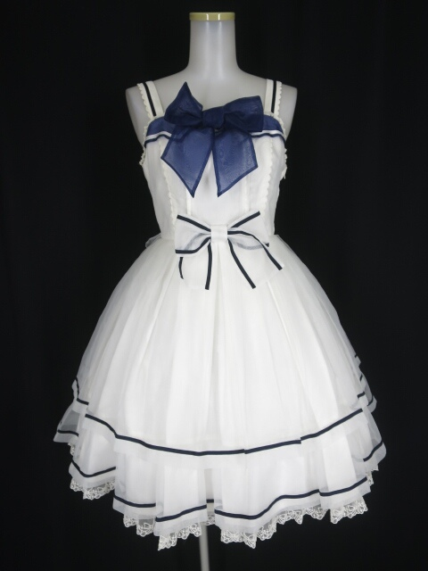 Angelic Pretty シャーベットマリンジャンパースカート