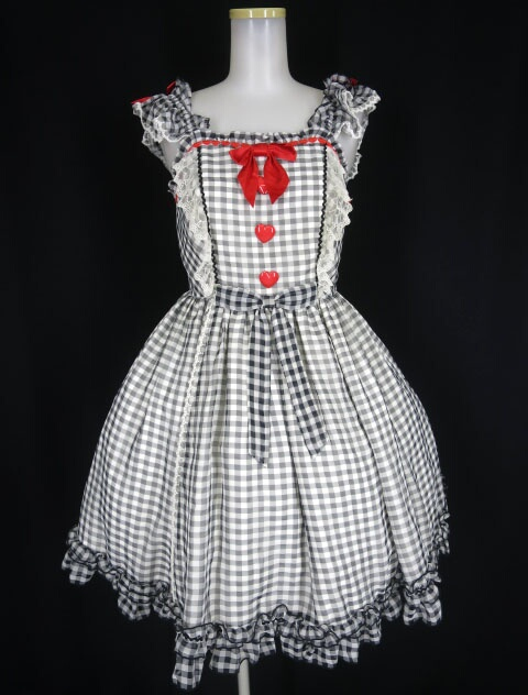 Angelic Pretty Dream Heartジャンパースカート