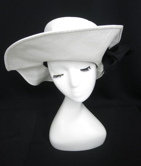MILK SUMMER BETTY リボン HAT