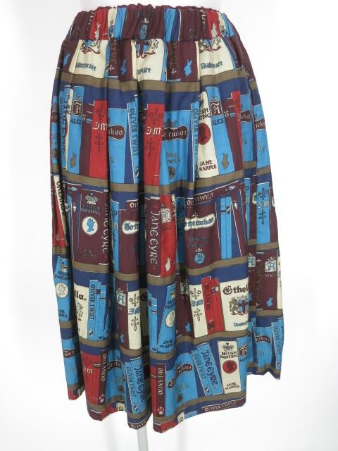 Jane Marple ブリティッシュライブラリーのミドルスカート