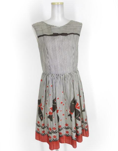 Jane Marple Miss Coletteの50'sドレス