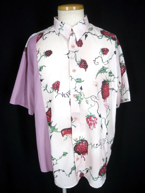 MILKBOY DEVIL BERRY シャツ 半袖