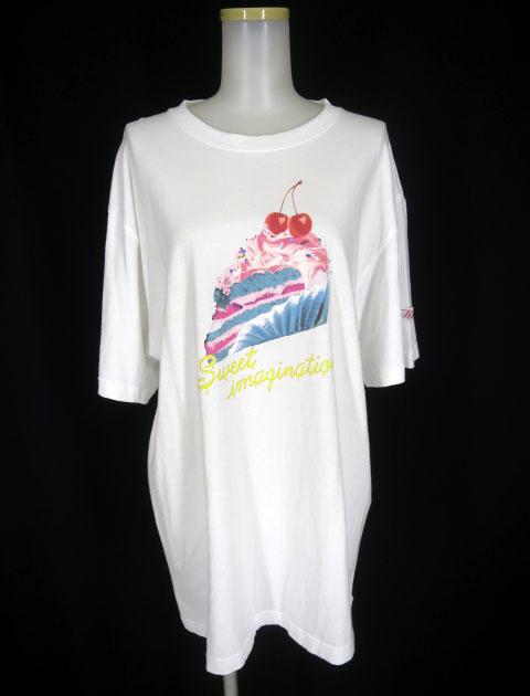 MILK SWEET BIG Tシャツ