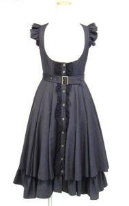 Mary Magdalene キュリアスジャンパースカート