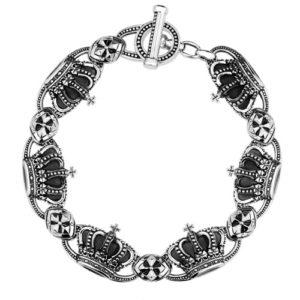 Justin Davis SML QE Braceletブレスレット(8inch) SBJ118