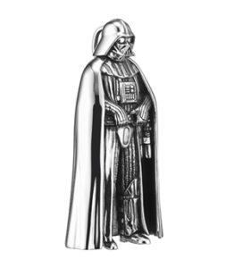 Q-pot STAR WARS Darth Vader Necklace スターウォーズコラボ ダースベイダー ネックレス