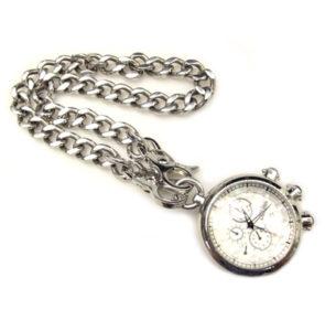 Jean Paul GAULTIER アンティークメタル クロノグラフ 懐中時計