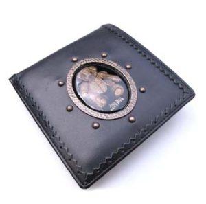 SERAPHIM テディベアカメオ折り財布