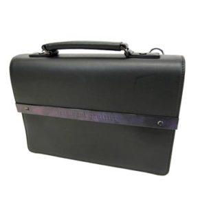 SERAPHIM メタルプレートバッグ