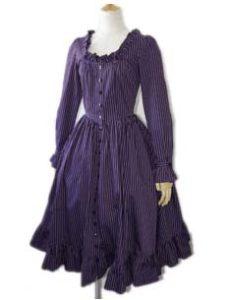 EXCENTRIQUE 旅芸人のドレス