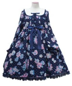Angelic Pretty Sweetie Violetワンピース