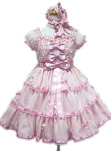 Angelic Pretty KiraKira☆Doll Set