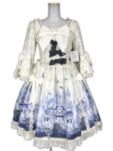 Angelic Pretty Castle Mirage 姫袖Dress