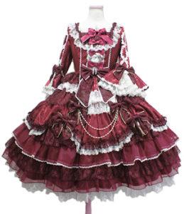 Angelic Pretty Dressy Time Dress