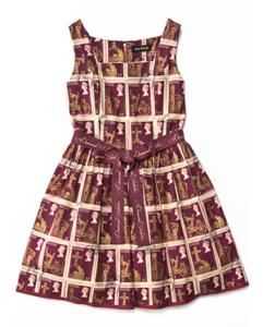 Jane Marple Royal Stampのスクエアドレス
