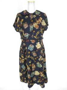 Jane Marple Dear my crew ドレス