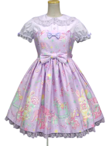 Angelic Pretty TOY PARADE ジャンパースカート・ワンピース